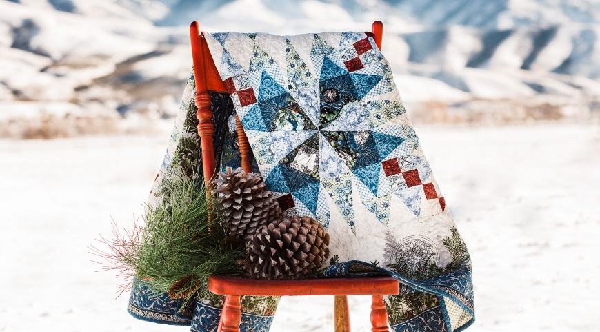 picture relating to Free Printable Chevron Quilt Pattern known as Wasatch Quilting