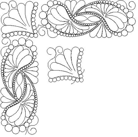 Quilting Pattern Paisley Free Quilt Patterns